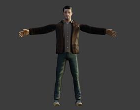 Rigged Man 3D