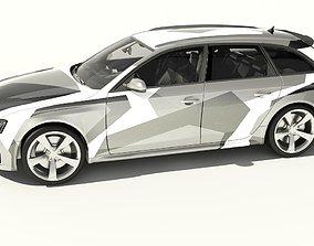 3D model Style Edition-Audi-A4 Olsson