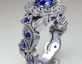 3D print model Ring ref 259