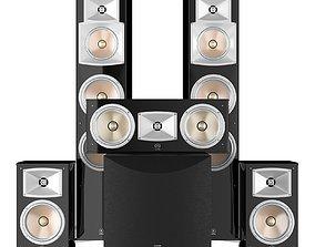 Speakers Yamaha pack audio 3D