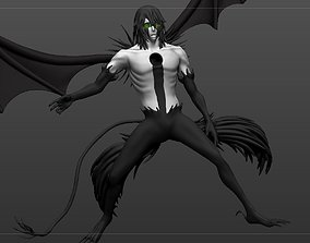 Ulquiorra resurection vs Ichigo Hollow 3D printable model