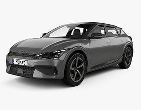 3D Kia EV6 GT 2022