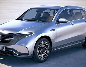 Mercedes-Benz EQC AMG 2020 3D model