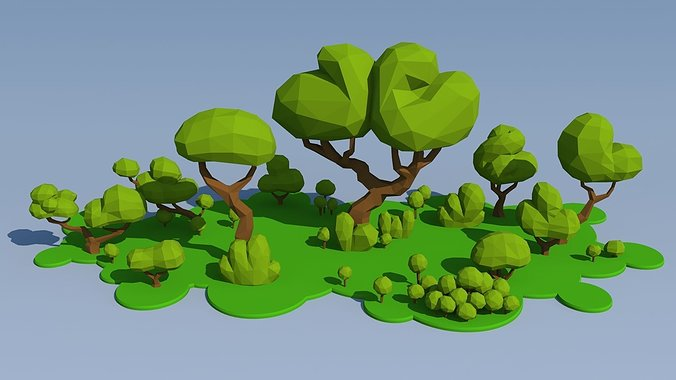 trees-and-bushes-pack-01-3d-model-low-po