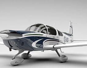 AA-5A Grumman Cheetah Modern 3D asset