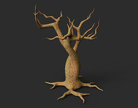 Tree with no leaves 3D model