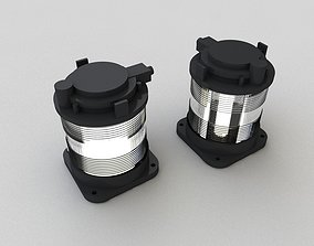 3D model Single Masthead Light