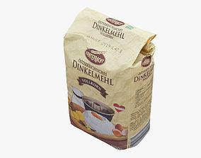 Pack of Flour 3D