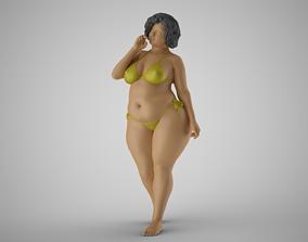 Appetite Woman 3D printable model
