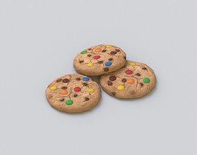 CookiesMM 3D asset