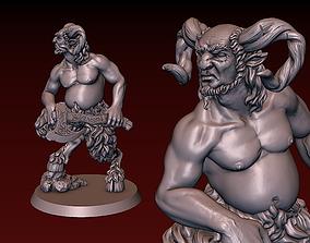 Satyr 3D printable model