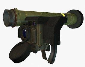 FGM-148 Javelin 3D model game-ready