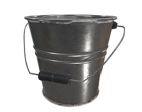Bucket 3D industrial