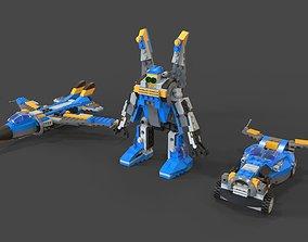 Lego Robot pack 3D