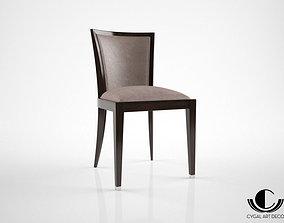 Cygal Art Deco ZST001 chair 3D