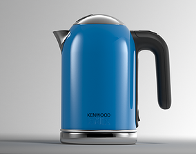 3D Kettle Kenwood
