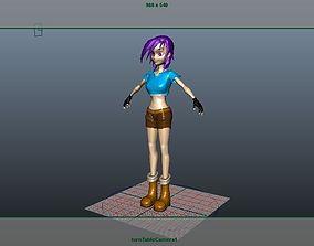 Kila rig 3D model