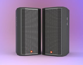 JBL Professional Loudspeakers 3D model