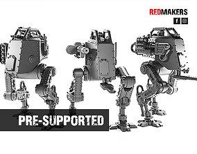 Imperial force Light mech 3D print model