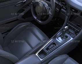 High precision car models in multiple formats