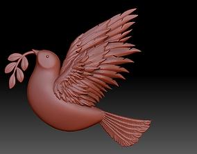 3D printable model Bird dove
