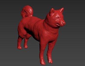 mah Dog 04 3D print model