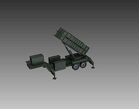 3D model PAtriot