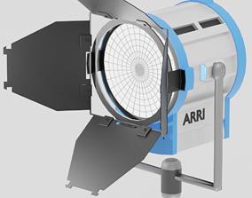 Movie Light Arri 650 3D