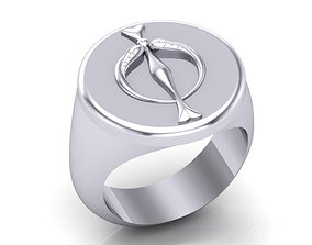 Ring trchnagir Ph 3D printable model