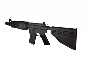 M4A4 Blender Model - R3dster