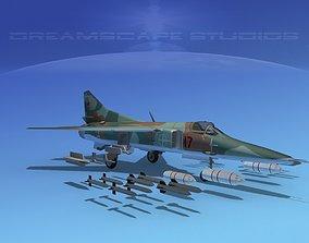 Mig-27 Flogger V07 Russia 3D
