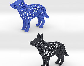 3D print model German Shepherd