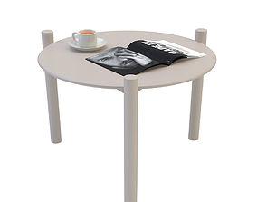 3D model Varaschin bahia side table