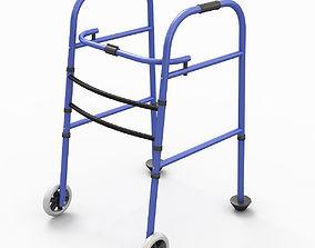Wheeled Walker 3D