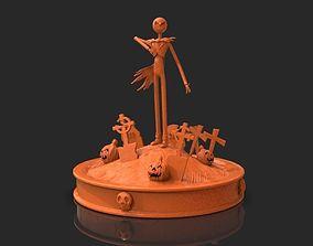 Jack Skelligton 3D Print