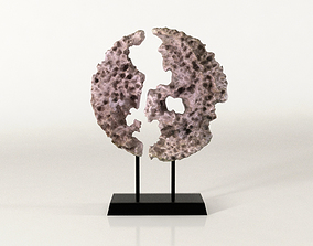 Ancient Artifact Decorative 3D asset
