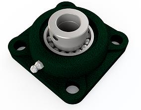 ESF204 Bearing 3D asset