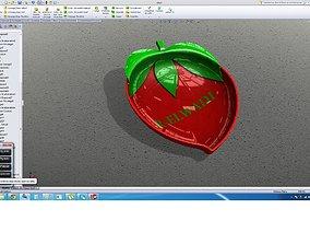 Dish ELWADI 3D model