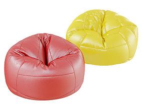 Bean bag Volleyball ball 3D
