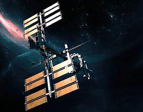 Spaceship spaceship spacecraft 3D model