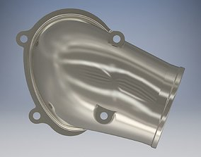 C20xe Powercap RIGHT PIPE 80 mm NO 3D printable model