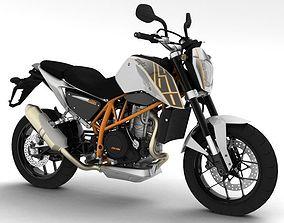 3D model KTM 690 Duke 2014