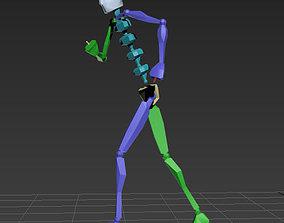 treadmill - running 3D
