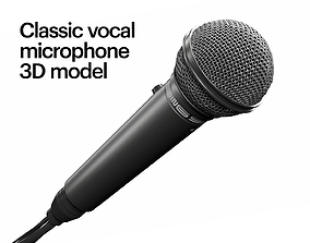 3D Vocal Microphone