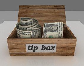 3D model tip box