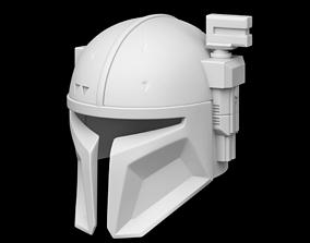 Heavy Infantry Mandalorian 3D printable model 1