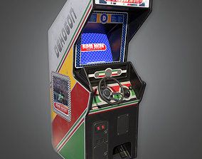 ARC1 - Arcade Cabinet 06 - PBR Game Ready 3D asset