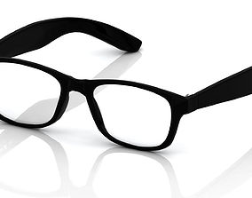 eye 3D print model Eyeglass for Men