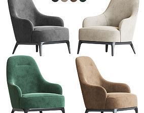 fabric 3D Play S Furman Armchair