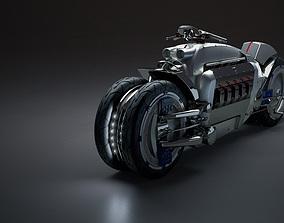 3D model bike Dodge Tomahawk